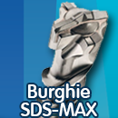 Burghie SDS-MAX Bosch Promo