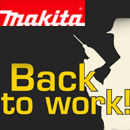 MAKITA - Campania Back to Work