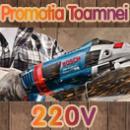 Promotia Toamnei - BOSCH 220V