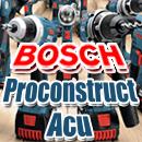 BOSCH - PROCONSTRUCT - ACU -