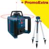 BOSCH GRL 250 HV Nivela laser rotativa (125 m) + BT 170 Trepied