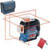 BOSCH GLL 3-80 C Nivela laser cu lini (30 m)