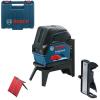 BOSCH GCL 2-50 + RM 1 Nivela laser cu linii (15 m) + Suport professional