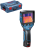 BOSCH GTC 400 C Camera termica digitala Li-Ion, cu 1 acu de 1.5Ah + L-BOXX