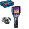 BOSCH GTC 400 C Camera termica digitala, cu 1 acumulator Li-Ion, 1.5Ah + Incarcator de 3Ah GAL1230CV + L-BOXX