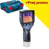 BOSCH GTC 400 C (SOLO) Camera termica digitala Li-Ion + L-BOXX, fara acumulator in set