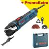 BOSCH GOP 40-30 Multicutter 400 W + Accesorii + Geanta (NOU!)