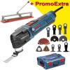 BOSCH GOP 30-28 Multicutter 300 W + Accesorii + L-BOXX + TAIETOR FAIANTA 40 CM
