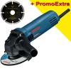BOSCH GWS 850 C Polizor unghiular 850 W, diametru disc 125 (NOU!) +  Disc dia universal 125 mm SAMEDIA