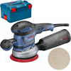 BOSCH GEX 40-150 Slefuitor excentric 400 W + L-BOXX