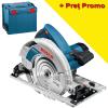BOSCH GKS 85 G Ferastrau circular 2200 W + L-BOXX