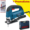 BOSCH GST 90 BE Ferastrau vertical 650 W +  Set 5 panze fierastrau vertical IRWIN
