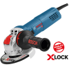 BOSCH GWX 9-125 S Polizor unghiular 900 W, diametru disc 125 cu X-LOCK