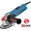 BOSCH GWX 13-125 S Polizor unghiular 1300 W, diametru disc 125 cu X-LOCK