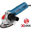BOSCH GWX 750 (125) Polizor unghiular 750 W, diametru disc 125 cu X-LOCK