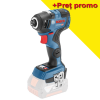 BOSCH  GDR 18V-200 C (SOLO) Surubelnita cu impact brushless, Li-Ion, 200Nm, fara acumulator in set