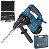 BOSCH GBH 3-28 DRE Ciocan rotopercutor SDS-plus 800 W, 3.1 J +  Set mixt 11 accesorii SDS-PLUS