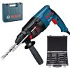 BOSCH GBH 2-26 DRE Ciocan rotopercutor SDS-plus 800 W, 2.7 J +  Set mixt 11 accesorii SDS-PLUS