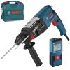 BOSCH GBH 2-28 Ciocan rotopercutor SDS-plus 880 W, 3.2 J + GLM 30 Telemetru cu laser