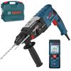 BOSCH GBH 2-28 Ciocan rotopercutor SDS-plus 880 W, 3.2 J + GLM 40 Telemetru cu laser