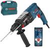 BOSCH GBH 2-28 Ciocan rotopercutor SDS-plus 880 W, 3.2 J + GLM 50 C Telemetru cu laser (50 m) cu Bluetooth