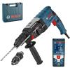 BOSCH GBH 2-28 F Ciocan rotopercutor SDS-plus 880 W, 3.2 J + GLM 50 C Telemetru cu laser (50 m) cu Bluetooth