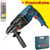 BOSCH GBH 240 Ciocan rotopercutor SDS-plus 790 W, 2.7 J +  Set 4 burghie SDS PLUS 5-6-8-10 DIAGER