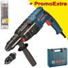 BOSCH GBH 240 F Ciocan rotopercutor SDS-plus 790 W, 2.7 J +  Set 4 burghie SDS PLUS 5-6-8-10 DIAGER