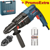 BOSCH GBH 240 F Ciocan rotopercutor SDS-plus 790 W, 2.7 J +  Set 3 burghie SDS-PLUS-5X, 6/8/10mm