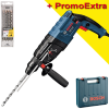 BOSCH GBH 2-24 D Ciocan rotopercutor SDS-plus 790 W, 2.7 J +  Set 4 burghie SDS PLUS 5-6-8-10 DIAGER