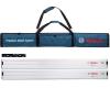 BOSCH  Kit 2 sine de ghidare FSN 1600 + FSN VEL + Husa