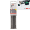 BOSCH  Set 10 burghie SDS-PLUS-5X, 6.5x100x160 mm