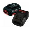 BOSCH GBA18V + AL1860CV Acumulator Li-Ion, 18 V, 4 Ah + Incarcator
