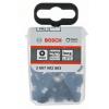 BOSCH  Set 25 biti Impact Control 25 mm, PH2 in cutie Tic-Tac