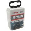 BOSCH  Set 25 biti Impact Control 25 mm, PZ2 in cutie Tic-Tac
