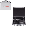 BOSCH  Set mixt 11 accesorii SDS-PLUS