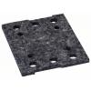 BOSCH  Talpa moale 110x100 mm pentru GSS 140/GSS 160/GSS 18