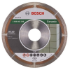 BOSCH  Disc diamantat gresie 115 BEST EXTRACLEAN
