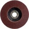 BOSCH  Disc de şlefuire evantai degajare X431, Standard for Metal 115x22.23 mm R 80