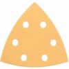 BOSCH  5Schleifbl.B.f.Wood,93mm, P320