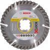 BOSCH  Disc diamantat Standard for Universal 115 mm cu X-LOCK