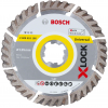 BOSCH  Disc diamantat univarsal 125 STANDARD cu X-LOCK