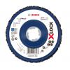 BOSCH  Disc de curatare 125 mm cu X-LOCK