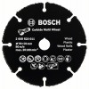 BOSCH  Disc de taiere carbura metalica Multi Wheel 76x1 mm pentru GWS 12V-76
