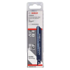 BOSCH S922EHM Set 10 panze Endurance for Stainless Steel 150 mm