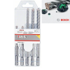 BOSCH  Set 5 burghie SDS-PLUS-5X, 5/6/6/8/10mm