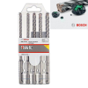 BOSCH  Set 5 burghie SDS-PLUS-5X, 6/6/8/8/10mm