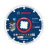 BOSCH  Disc taiere cu diamant Diamond Metal Wheel 125 mm cu X-LOCK
