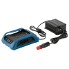 BOSCH GAL1830WDC Incarcator de masina Li-Ion, 12-18 V, Wireless