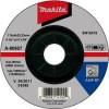 MAKITA  Disc slefuire metal 125x6 mm